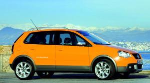 Volkswagen CrossPolo 1.4 16v Automatic 2006