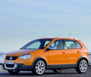 Volkswagen CrossPolo 1.6 16v 2006