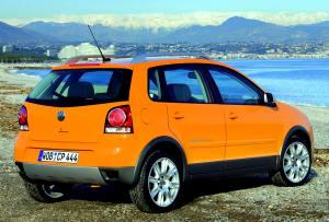 Volkswagen CrossPolo 1.6 16v Automatic 2006