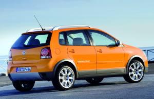 Volkswagen CrossPolo 1.9 TDI 2006