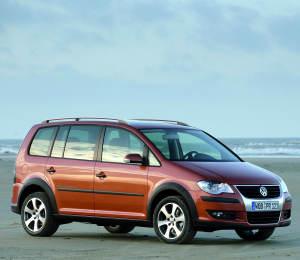 Volkswagen CrossTouran 1.4 Twincharger DSG 2006