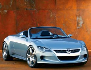 Volkswagen Concept R 2003