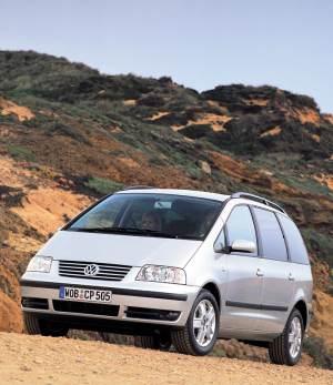 Volkswagen Sharan 2.0 2003