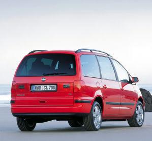 Volkswagen Sharan TDI 2003