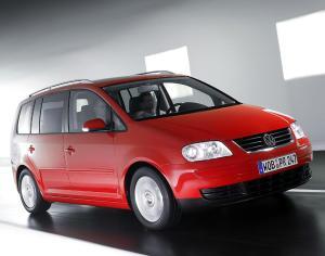 Volkswagen Touran TDI 2003