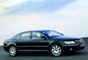 Volkswagen Phaeton V10 Diesel LWB 2002