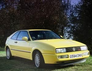 Volkswagen Corrado G60 1988