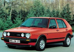 Volkswagen Golf 1.6 Turbo Diesel 1983