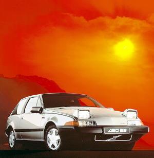 Volvo 480 ES 1987