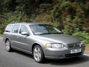 Volvo V70 T6 AWD Geartronic 2007