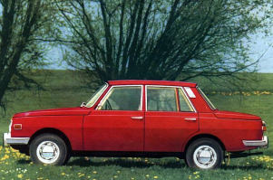 Wartburg 353 W 1967