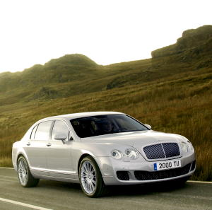 Bentley Continental Flying Spur Speed 2008
