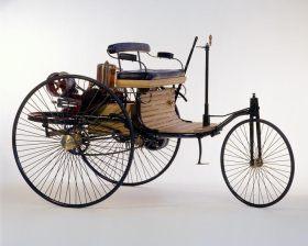 Benz Model 1 1885