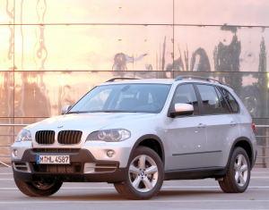 BMW X5 3.0d {E70} 2008