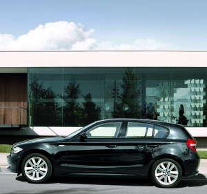 BMW 120d Automatic {E87} 2007