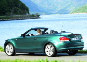 BMW 135i Cabrio {E88} 2007