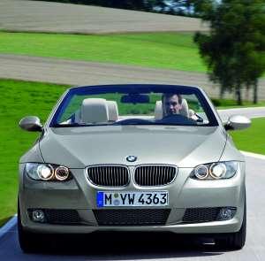 BMW 320i Cabrio {E93} 2007