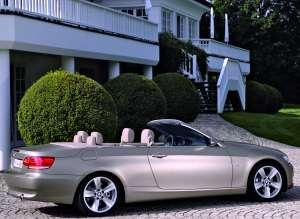 BMW 320i Cabrio Automatic {E93} 2007