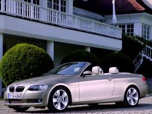 BMW 325i Cabrio {E93} 2007
