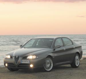 Alfa Romeo 166 JTD M-JET 20V 2007