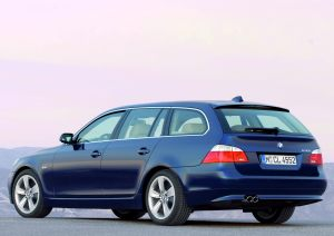 BMW 530i Touring Automatic {E61} 2007