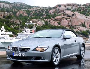 BMW 630i Cabrio {E64} 2007