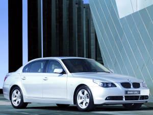 BMW 525Li {E60} 2006