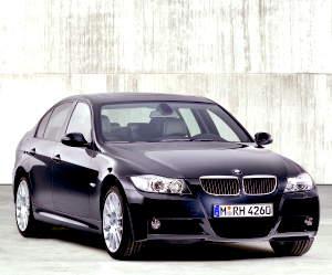 BMW 320si {E90} 2005