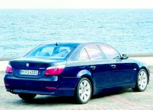 BMW 525i {E60} 2005