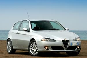 Alfa Romeo 147 1.9 JTD 2004