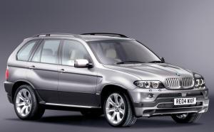 BMW X5 4.8is {E53} 2004
