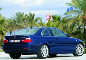 BMW 320Cd {E46} 2003