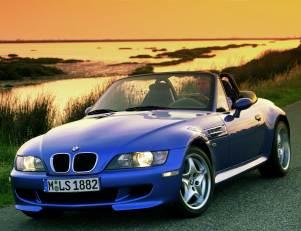 BMW M Roadster {E36} 2001
