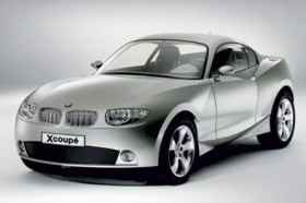 BMW X Coupe 2001