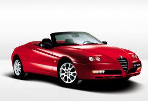 Alfa Romeo Spider 2.0 JTS 2003