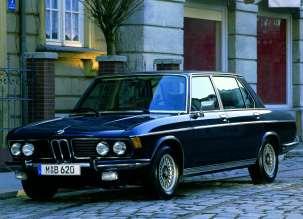 BMW 3.3 Li 1976