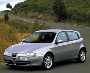 Alfa Romeo 147 1.9 JTD 2002