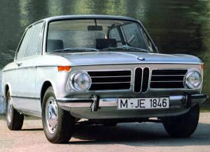 BMW 2002 Tii {E20} 1968