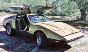 Bricklin SV-1 1975