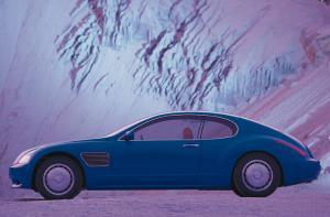 Bugatti EB118 1998
