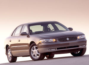 Buick Regal GS 2003