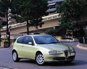 Alfa Romeo 147 1.6 T. Spark 2000