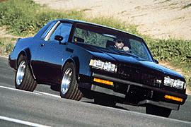 Buick Regal GNX 1987