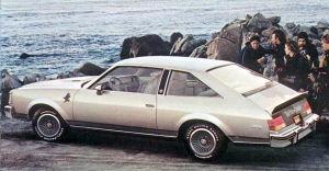 Buick Century Turbo Coupé 1979