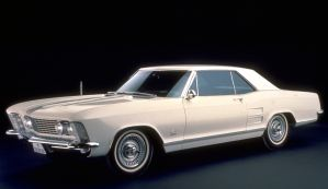 Buick Riviera {Series 4700} 1962