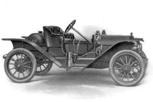 Buick Model 26 1911