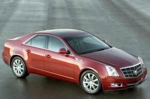 Cadillac CTS 3.6 V6 HF 2007