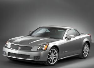 Cadillac XLR-V 2005