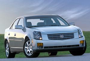 Cadillac CTS 2.8 V6 2004