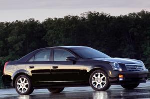 Cadillac CTS 2002